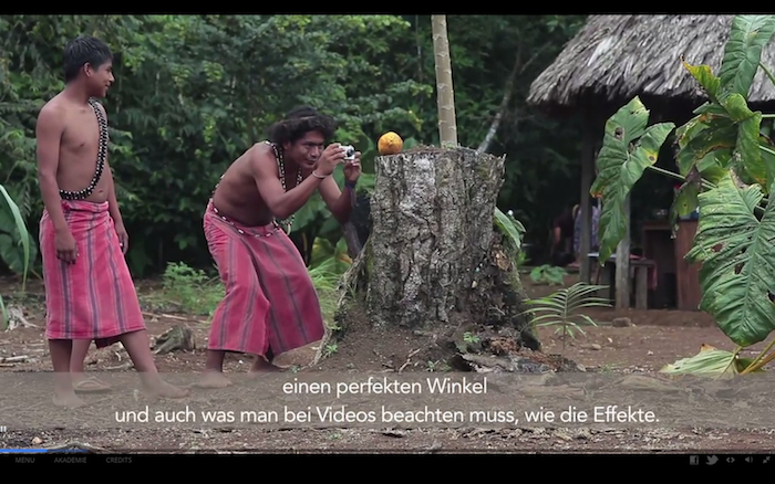 Yuwints, eine Zukunft im Wald