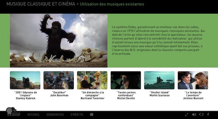 Musique classique et cinéma